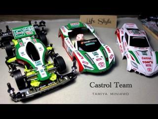 Castrol teams